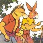 Le combat de Bouki-la-hyène