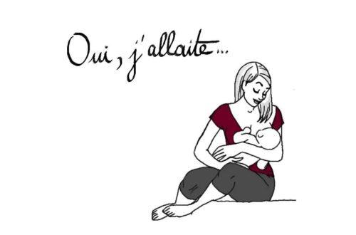 Article : Un jour, une contraception:  2. L'allaitement maternel